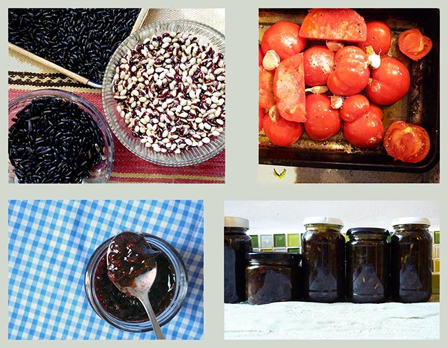 Jam…. Pickle… Passata…. it's that time of year again ….